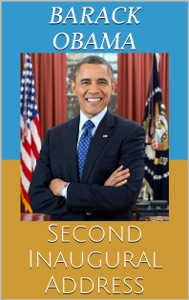 Second Inaugural Address - Barack Obama pdf download