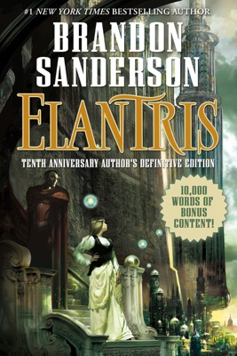 Elantris - Brandon Sanderson pdf download