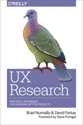 UX Research - Brad Nunnally & David Farkas