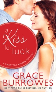 A Kiss for Luck - Grace Burrowes pdf download