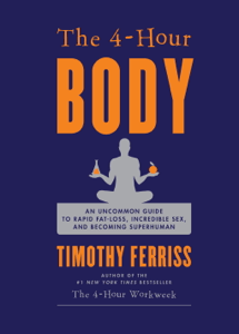 The 4-Hour Body - Timothy Ferriss pdf download