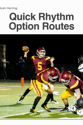 Quick Rhythm Option Routes - Josh Herring