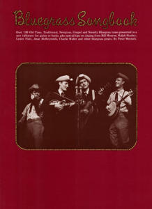 Bluegrass Songbook - Peter Wernick pdf download