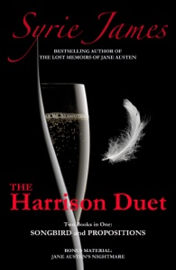 THE HARRISON DUET - Syrie James pdf download