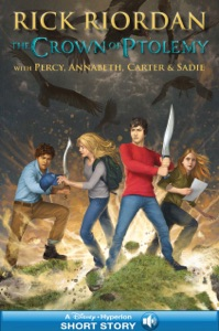 The Crown of Ptolemy - Rick Riordan pdf download