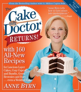 The Cake Mix Doctor Returns! - Anne Byrn pdf download