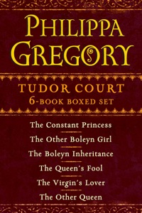 Philippa Gregory's Tudor Court 6-Book Boxed Set - Philippa Gregory pdf download