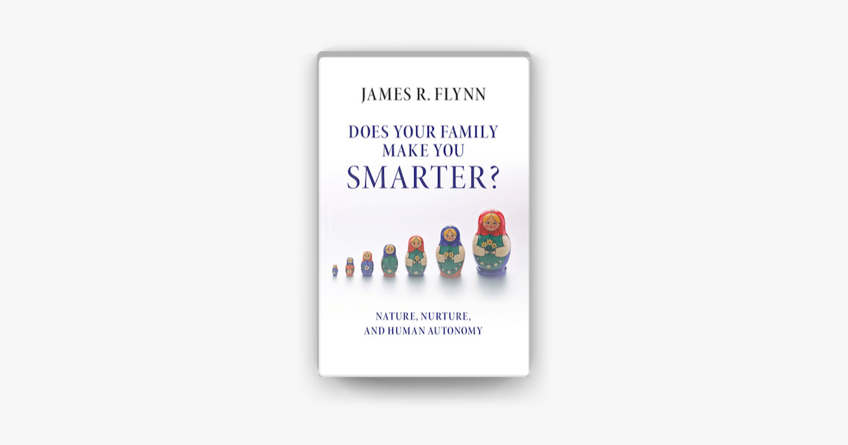 Does your Family Make You Smarter? on Apple Books