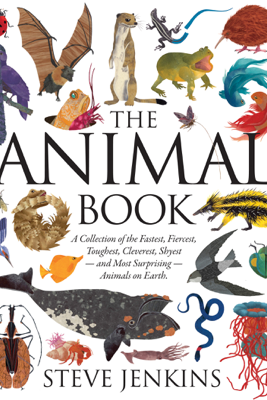 The Animal Book (Multi-Touch Edition) - Steve Jenkins