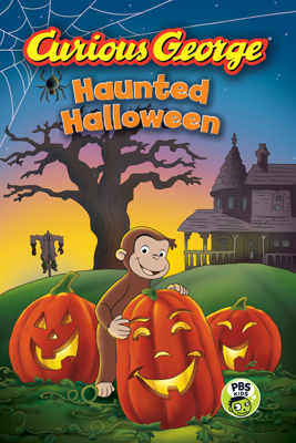 Curious George Haunted Halloween  - H. A. Rey