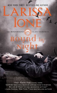 Bound by Night - Larissa Ione pdf download