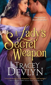 Lady's Secret Weapon - Tracey Devlyn pdf download