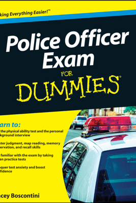Police Officer Exam For Dummies - Raymond Foster & Tracey Biscontini