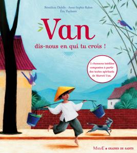 Van, dis-nous en qui tu crois ? - Version musicale - Bénédicte Delelis & Anne-Sophie Rahm pdf download