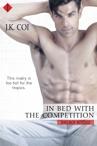 In Bed with the Competition - J.K. Coi pdf download