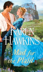 Mad for the Plaid - Karen Hawkins pdf download
