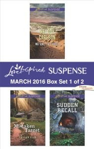 Love Inspired Suspense March 2016 - Box Set 1 of 2 - Melody Carlson, Sharon Dunn & Lisa Phillips pdf download