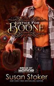 Justice for Boone - Susan Stoker pdf download