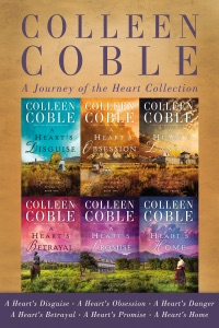 A Journey of the Heart Collection - Colleen Coble pdf download