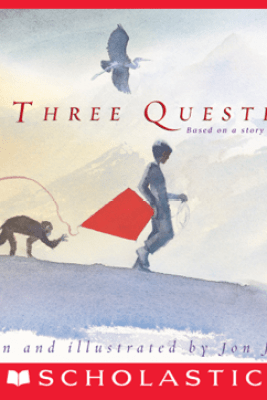 The Three Questions - Jon J Muth