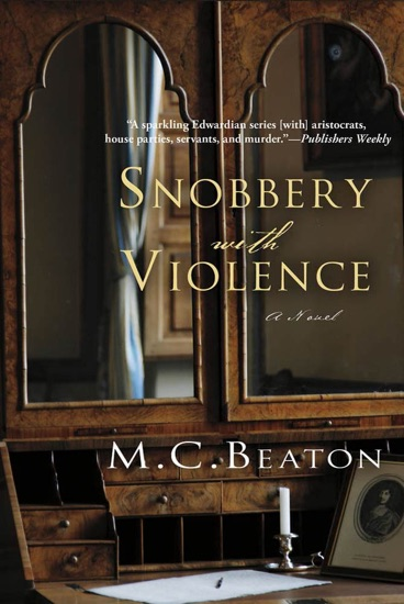 Snobbery with Violence - M.C. Beaton pdf download