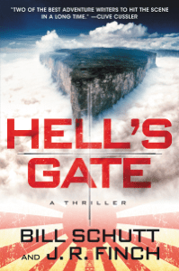 Hell's Gate - Bill Schutt & J. R. Finch pdf download