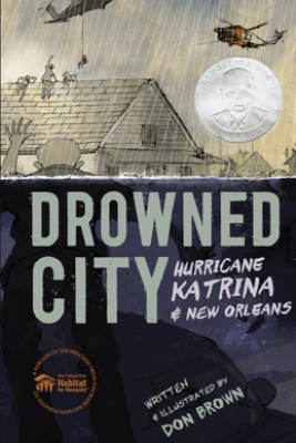 Drowned City - Don Brown