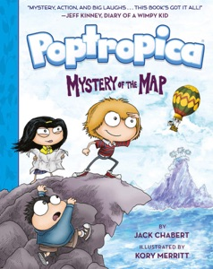 Mystery of the Map (Poptropica Book 1) - Jack Chabert, Kory Merritt & Jeff Kinney pdf download