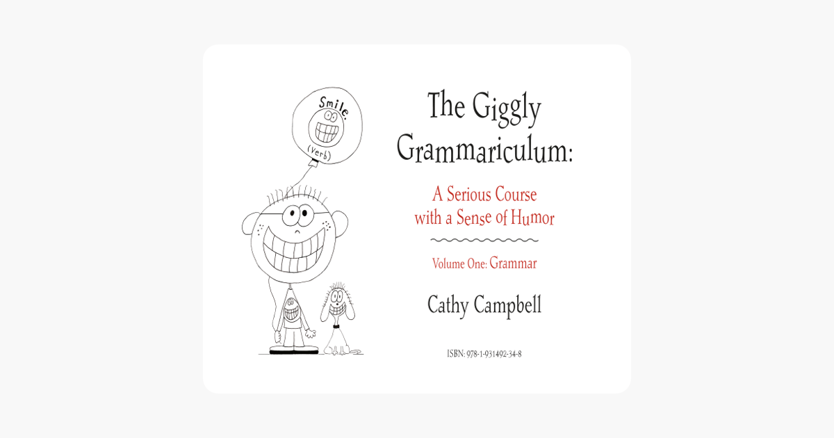 ‎The Giggly Grammariculum on Apple Books