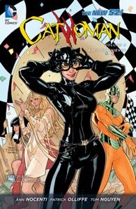 Catwoman Vol. 5: Race of Thieves - Ann Nocenti & Aaron Lopresti pdf download