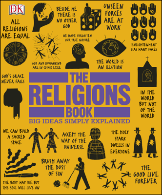 The Religions Book - DK pdf download