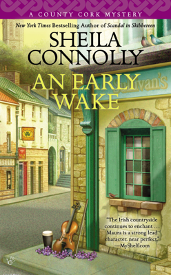 An Early Wake - Sheila Connolly pdf download