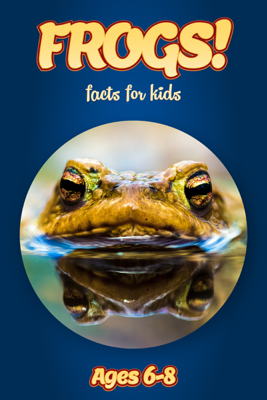 Facts About Frogs For Kids 6-8 - Cindy Bowdoin