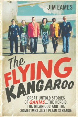 The Flying Kangaroo - Jim Eames