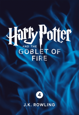 Harry Potter and the Goblet of Fire (Enhanced Edition) - J.K. Rowling pdf download