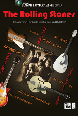 Ultimate Easy Guitar Play-Along: The Rolling Stones - The Rolling Stones