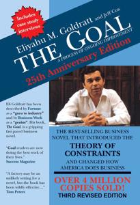 The Goal - Eliyahu M. Goldratt pdf download