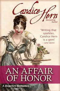 An Affair of Honor (A Regency Romance) - Candice Hern pdf download