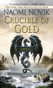 Crucible of Gold - Naomi Novik pdf download