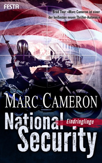 National Security - Eindringlinge by Marc Cameron PDF Download