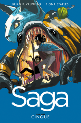 Saga 5 - Brian K. Vaughan & Fiona Staples pdf download