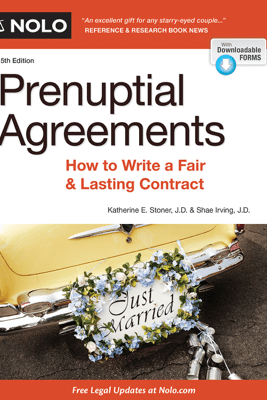 Prenuptial Agreements - Katherine Stoner Attorney & Shae Irving