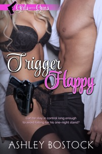 Trigger Happy - Ashley Bostock pdf download