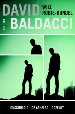 Onschuldig ; De aanslag ; Doelwit - David Baldacci pdf download