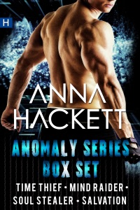 Anomaly Series Box Set - Anna Hackett pdf download