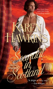 Scandal in Scotland - Karen Hawkins pdf download