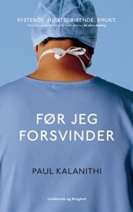 Før jeg forsvinder - Paul Kalanithi pdf download