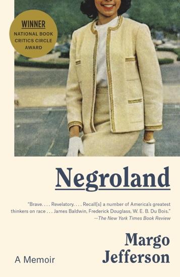 Negroland by Margo Jefferson PDF Download