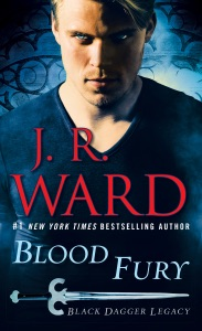 Blood Fury - J.R. Ward pdf download