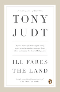 Ill Fares the Land - Tony Judt pdf download